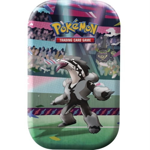 Pokemon kort - Galar Power Mini Tin - Obstagoon